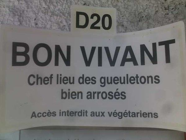 Rien que les noms...ou....interdit aux vgtariens...!!!